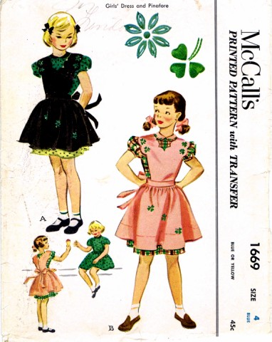 McCalls 1951 1669