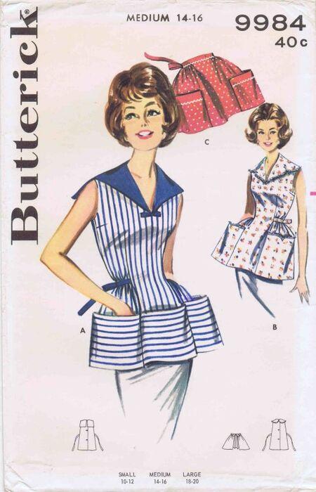 Butterick 1961 9984