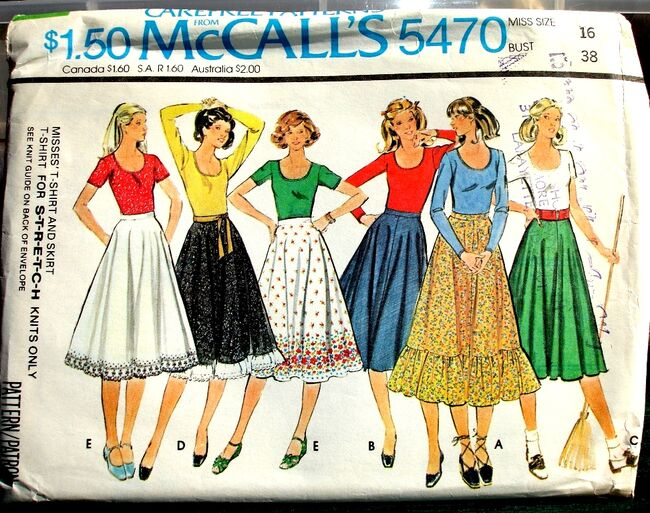 McCall's 5470 A image