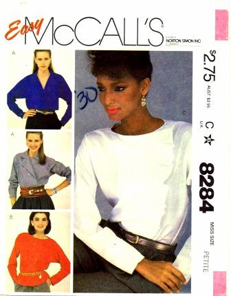 McCalls 1982 8284