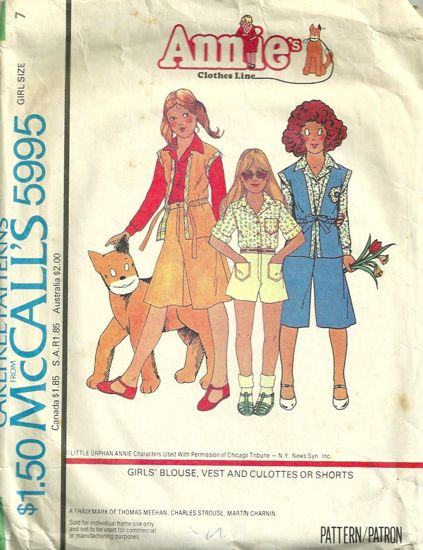 McCalls 5995