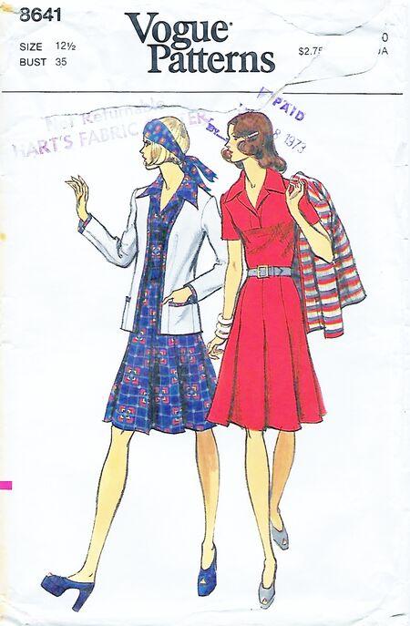 Vogue 8641