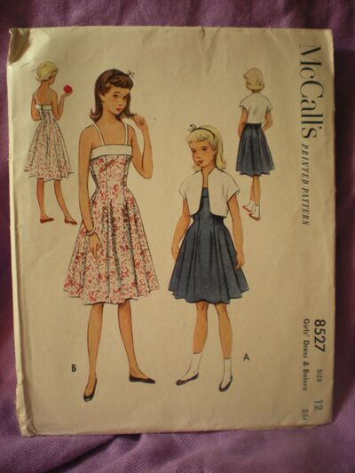 McCall's 8527 A image