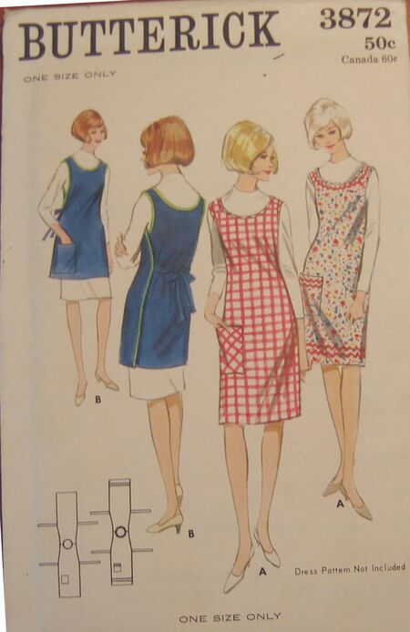 Butterick 3872 image