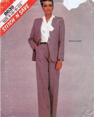 McCalls 1983 8639