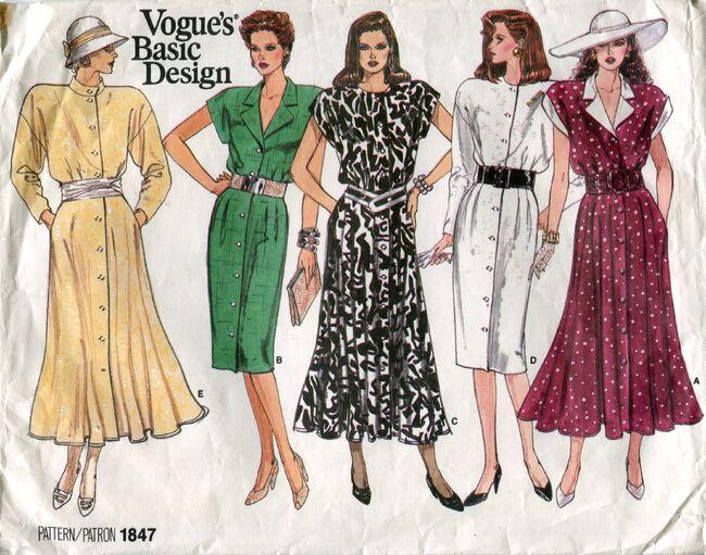 Vogue1847dress