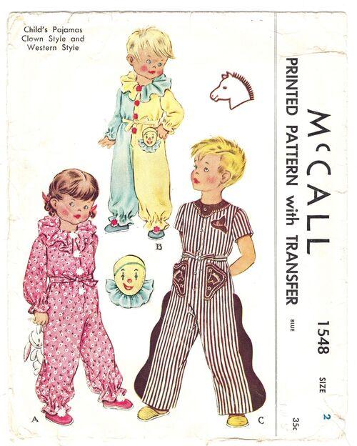 McCall 1548 57