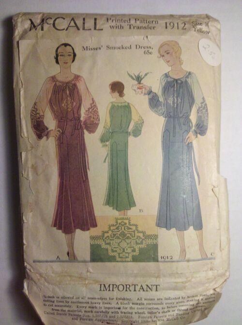 McCall 1912