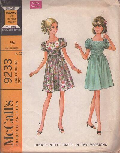McCalls9233