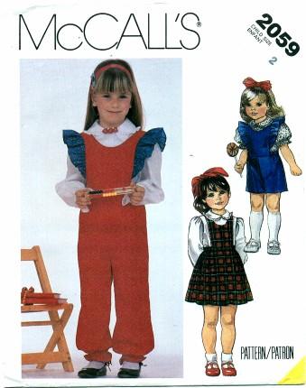 McCalls 1985 2059