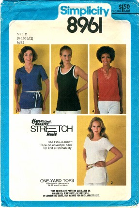 Simplicity 1979 8961