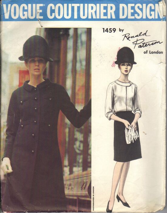 Vogue Couturier Design 1459