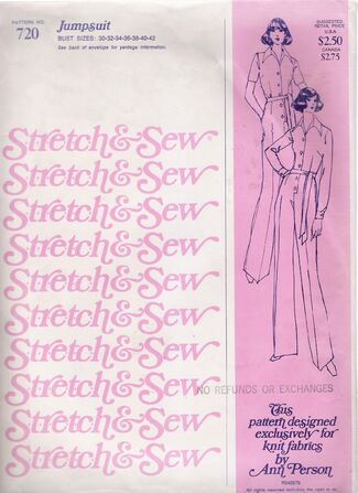 Stretch & Sew 720 image