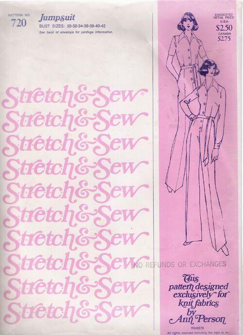 Stretch & Sew 720 image