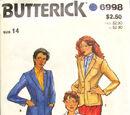 Butterick 6998