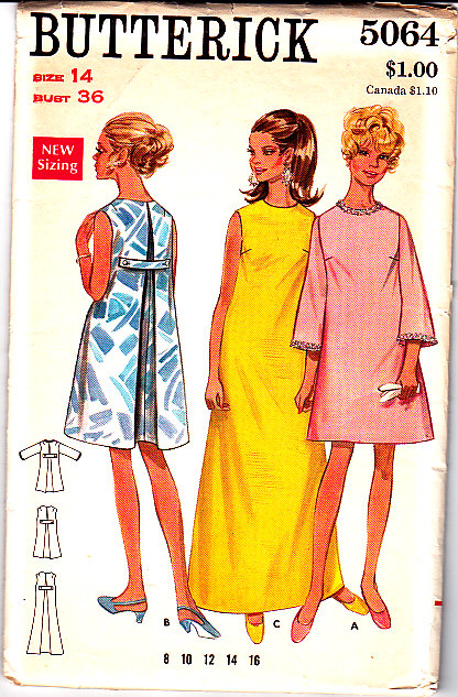 Butterick 5064 image