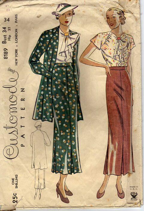 Customode Suit c.1935