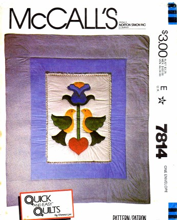 McCalls 1981 7814