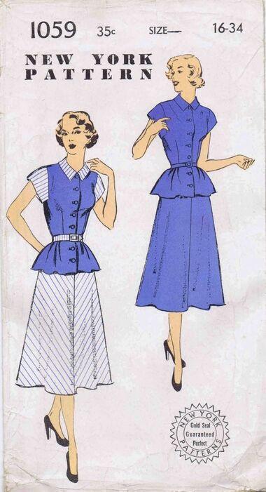 New York 1951 1059