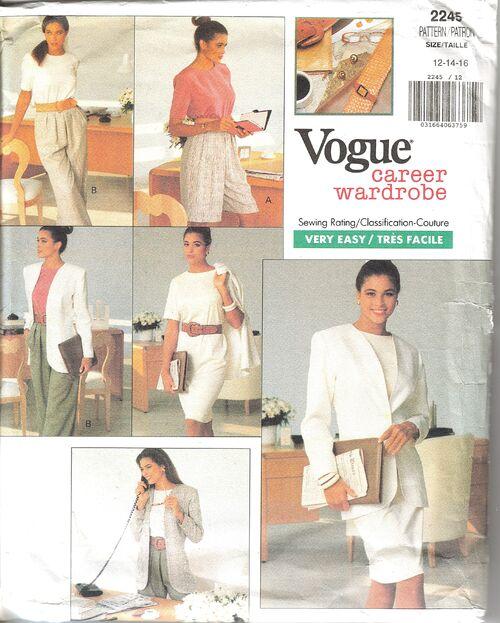 Vogue 2245a