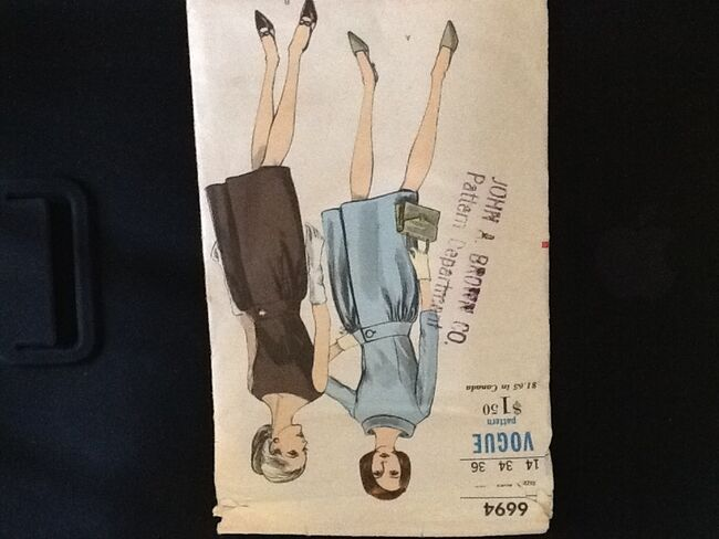 Vogue 6694