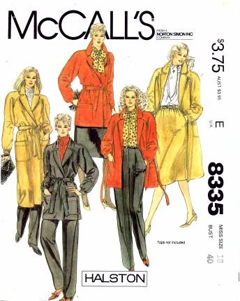 McCalls 8335