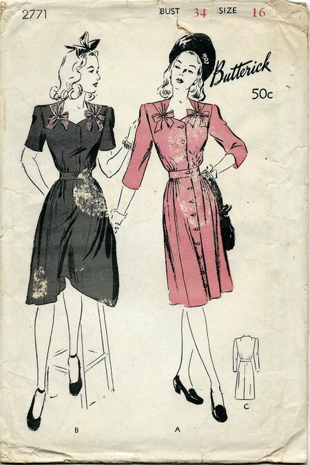Butterick 2771.front2