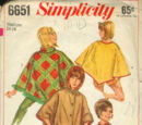 Simplicity 6651
