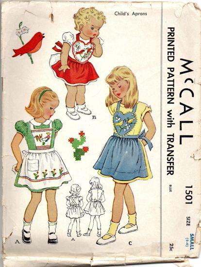 McCall's 1501