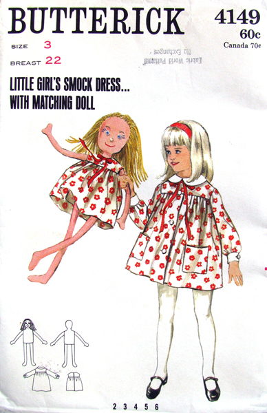 Butterick 4149 A image