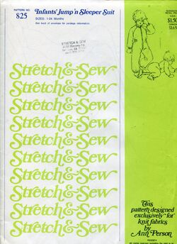 Stretch&sew825