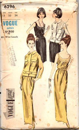 Vogue 6296