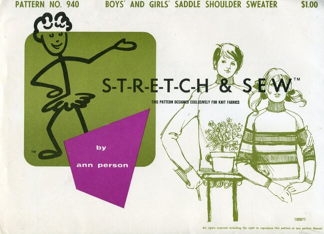 Stretch&sew940sweater
