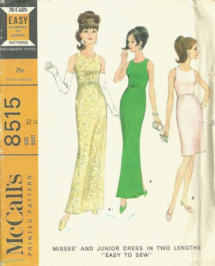 McCalls 8515