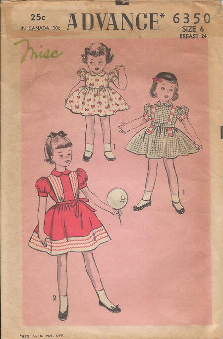 Adv 6350 1950s