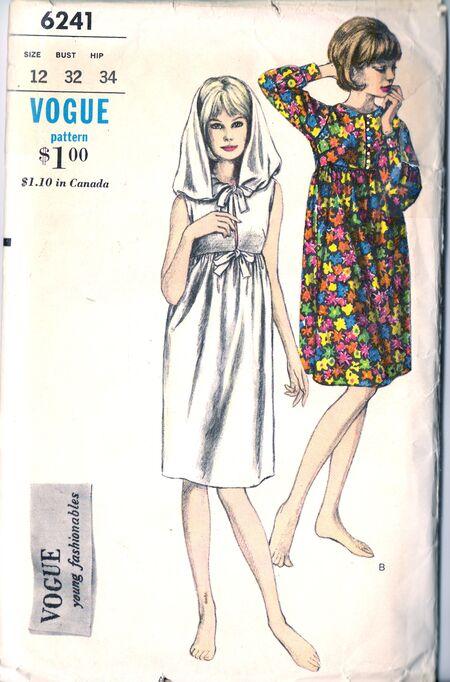 Vogue 6241