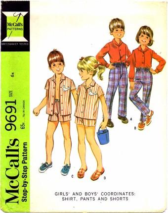 McCalls 9691