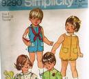 Simplicity 9290