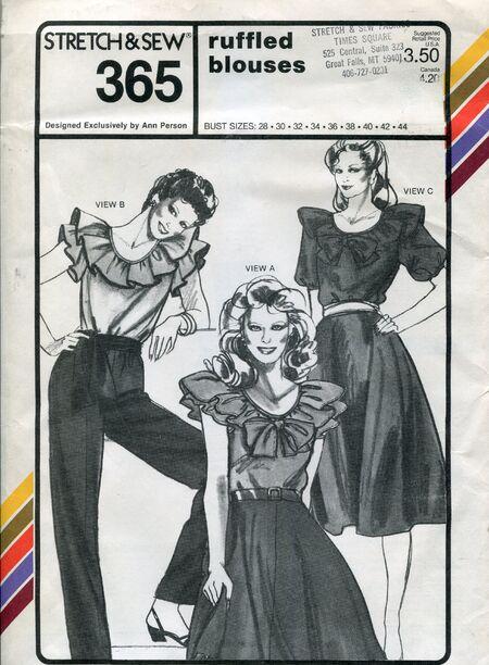 Stretch&sew365