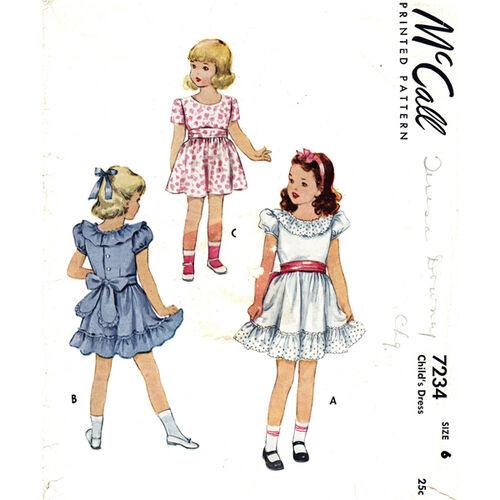 McCall-7234-vintage-dress