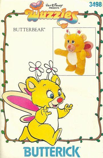 Butterick 3498 A
