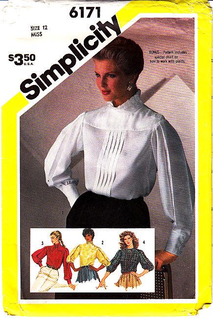 Simplicity 6171 image