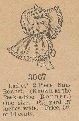 Butterick 3067 1900