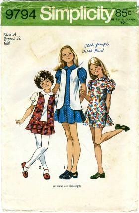 Simplicity 1971 9794