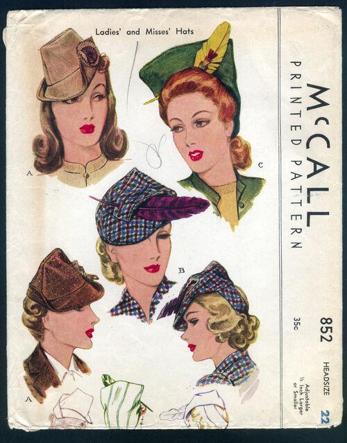 McCall 852