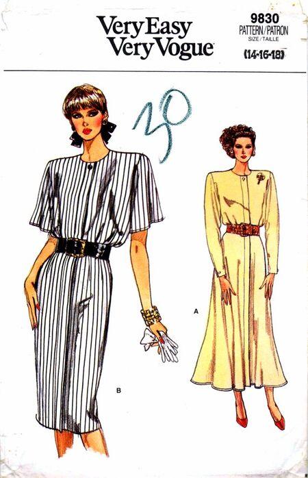 Vogue 1987 9830