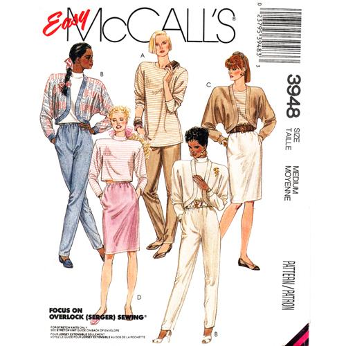 McCall's 3948
