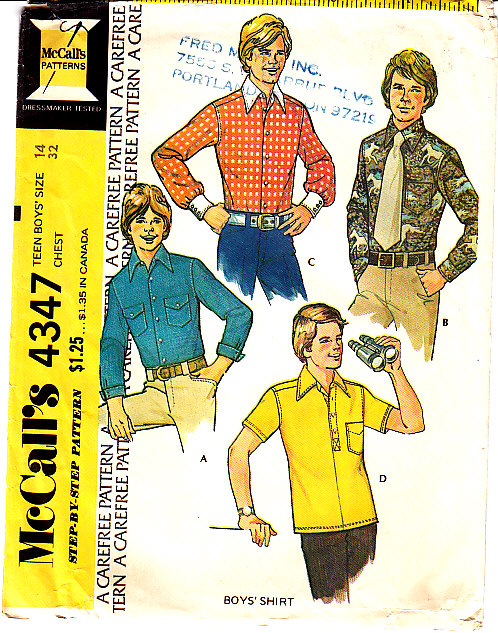 McCall's 4347 A image