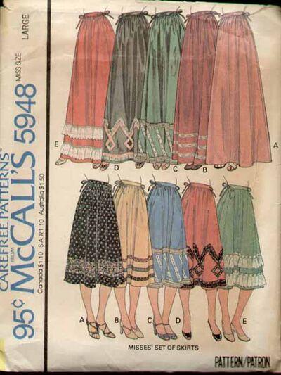 McCalls 5948 a 78