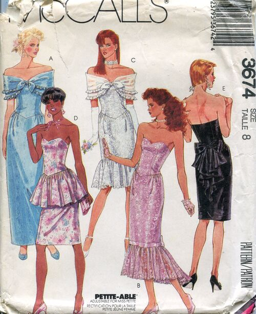 Mccalls3674dresses